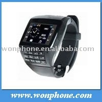 Hot Watch Type Mobile phone EG200 with Keypad
