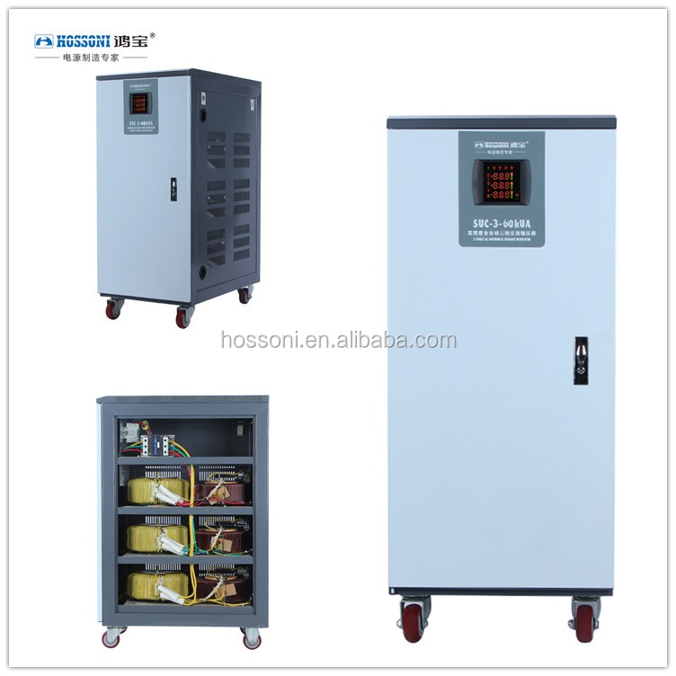 Project Quality, Industrial ,Factory,Home Use  AVR ,TNS,SVC-3-50KVA Voltage Stabilizer,Only High quality