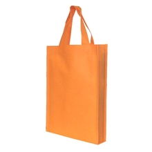 Custom reusable pictures printing non woven folding shopping promotion bags