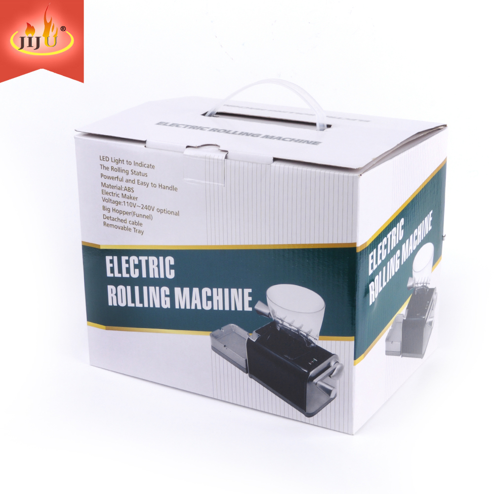 2017 JL-050A Steel Plate Rolling Machine Automatic Cigarette Rolling Machine