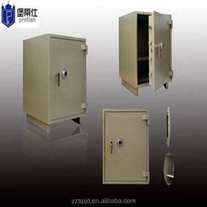Different sizes smart fire proof safe box