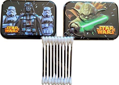 Buy Star Wars Darth Vader and Yoda Reusable 3d Tin Container
