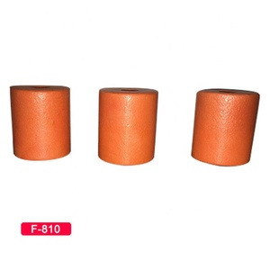 50mm orange hot sell PVC fishing net floats F-810