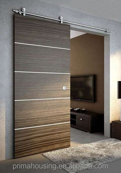 Modern Gl Sliding Doors Design With Stainless Steel Accessories
