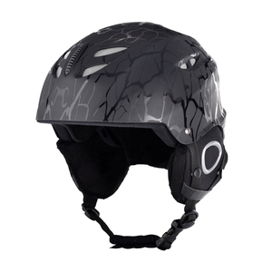 China Guangzhou custom best cool style snowboarding ski helmet