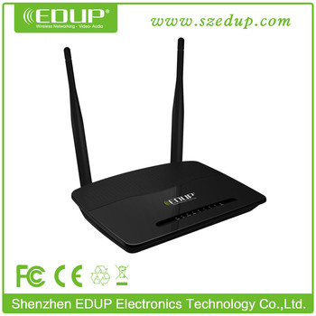 Wireless Portable OEM Wifi Router with RJ45 WAN Port 802.11N 300Mbps