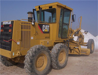 Used MOTOR GRADER Cat 140G Teeth Ripper /Used Caterpillar Grader 12G 120G 14G 140G 16G 140 in good quality