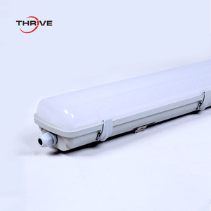 10W 20W 40W IP65 Water Proof Freezer Linear Ceiling Explosion Proof Led Lamp