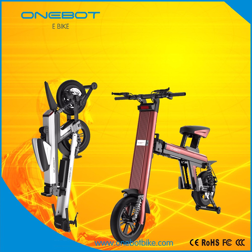 double battery onebot solar electric bike fast