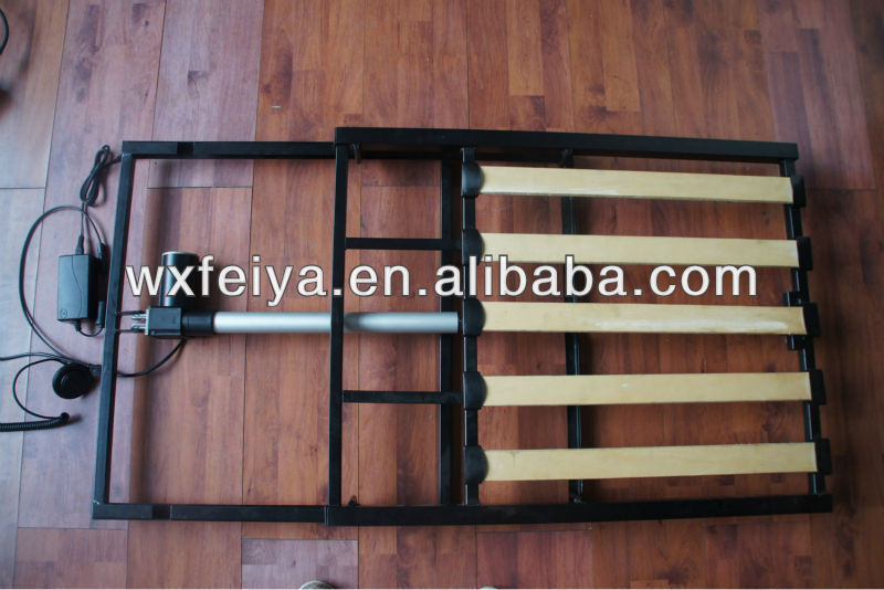 Sofa Bed Frame With Linear Actuator And Control Unit
