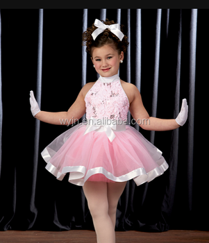 51c72b279b fancy dress costumes-Halter leotard of sequin spandex - white sequin  novelty mesh-girl