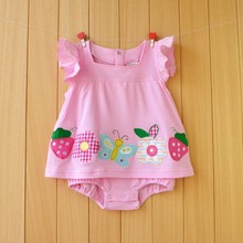 Baby Strampler Sommer Mädchen <span class=keywords><strong>Kleidung</strong></span> Sets Roupas Bebes Neugeborenes Baby <span class=keywords><strong>Kleidung</strong></span> Nette Baby Overalls Infant Mädchen <span class=keywords><strong>Kleidung</strong></span>
