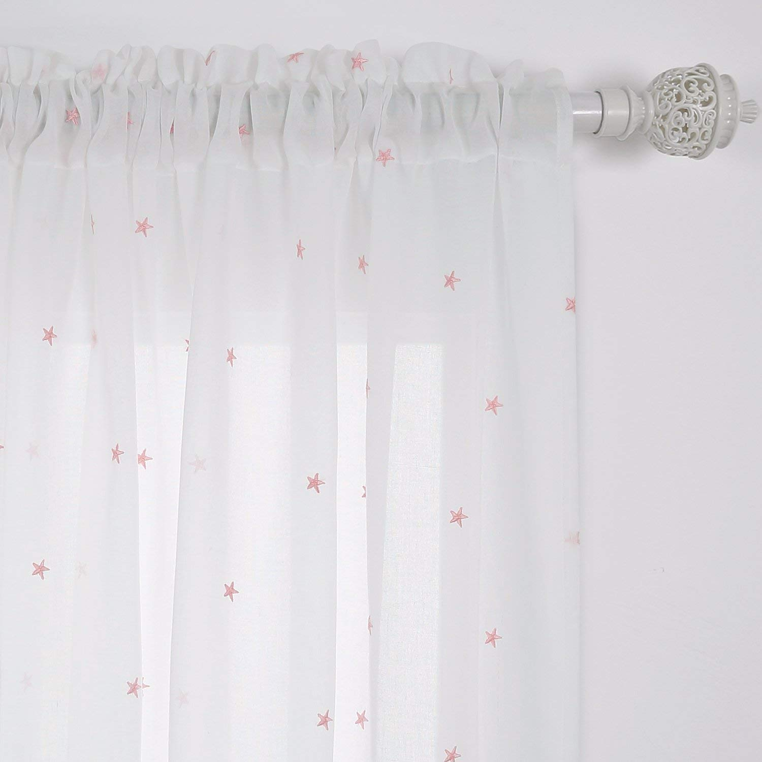 Cheap Sheer Curtains Pink Find Sheer Curtains Pink Deals On Line At