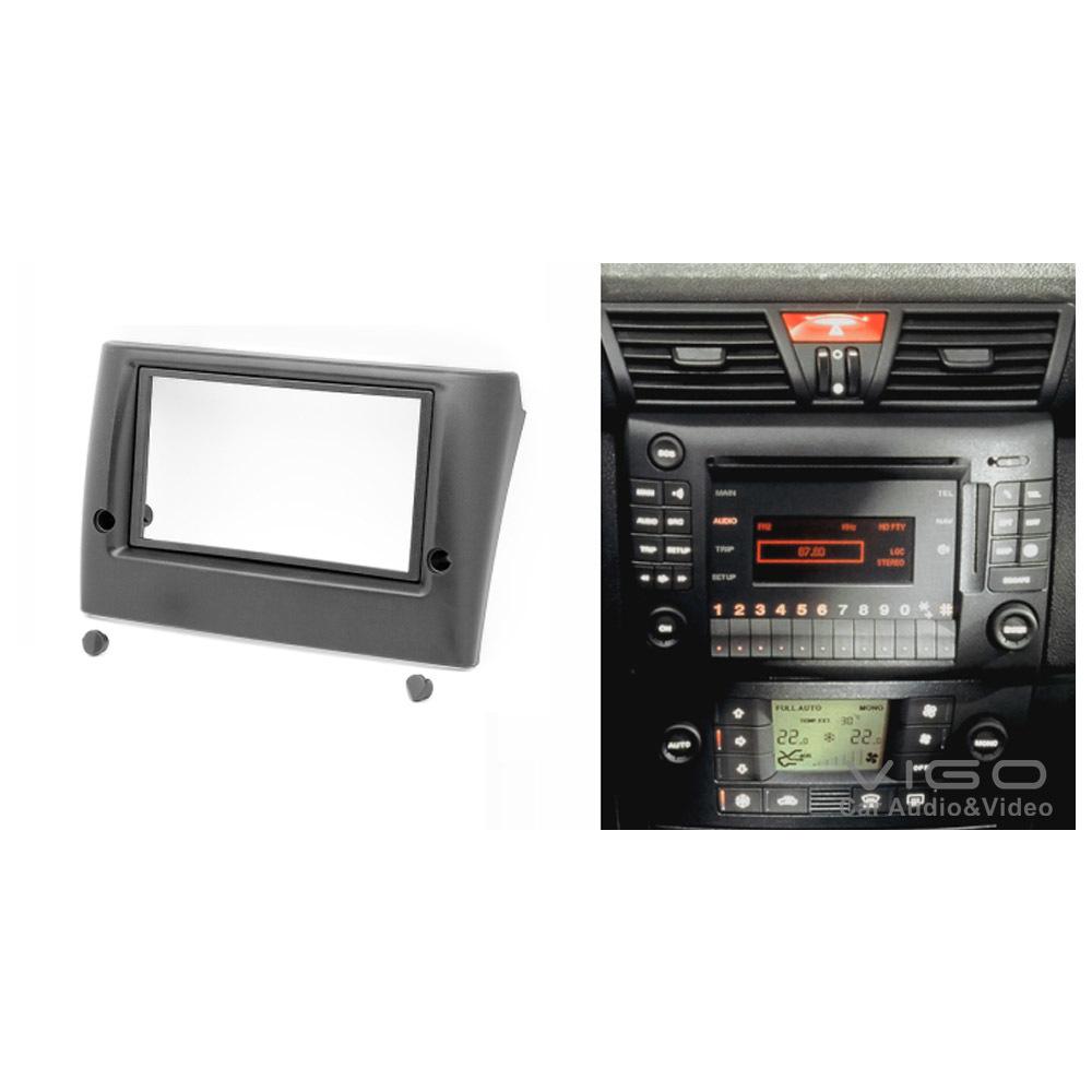 11 059 car radio fascia panel for fiat stilo headunit dash. Black Bedroom Furniture Sets. Home Design Ideas