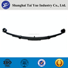 high quality scania truck spring leaf made in tai yue factory leaf spring