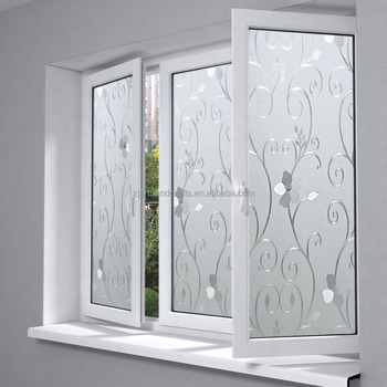 Windows With Frosted Gl