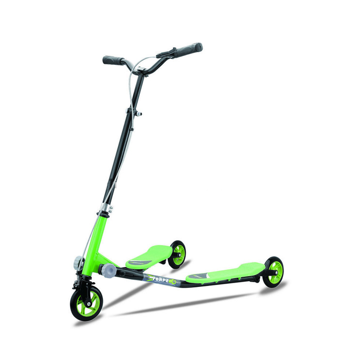 big frog scooter ;folding adult frog accoter;adult swing scooter