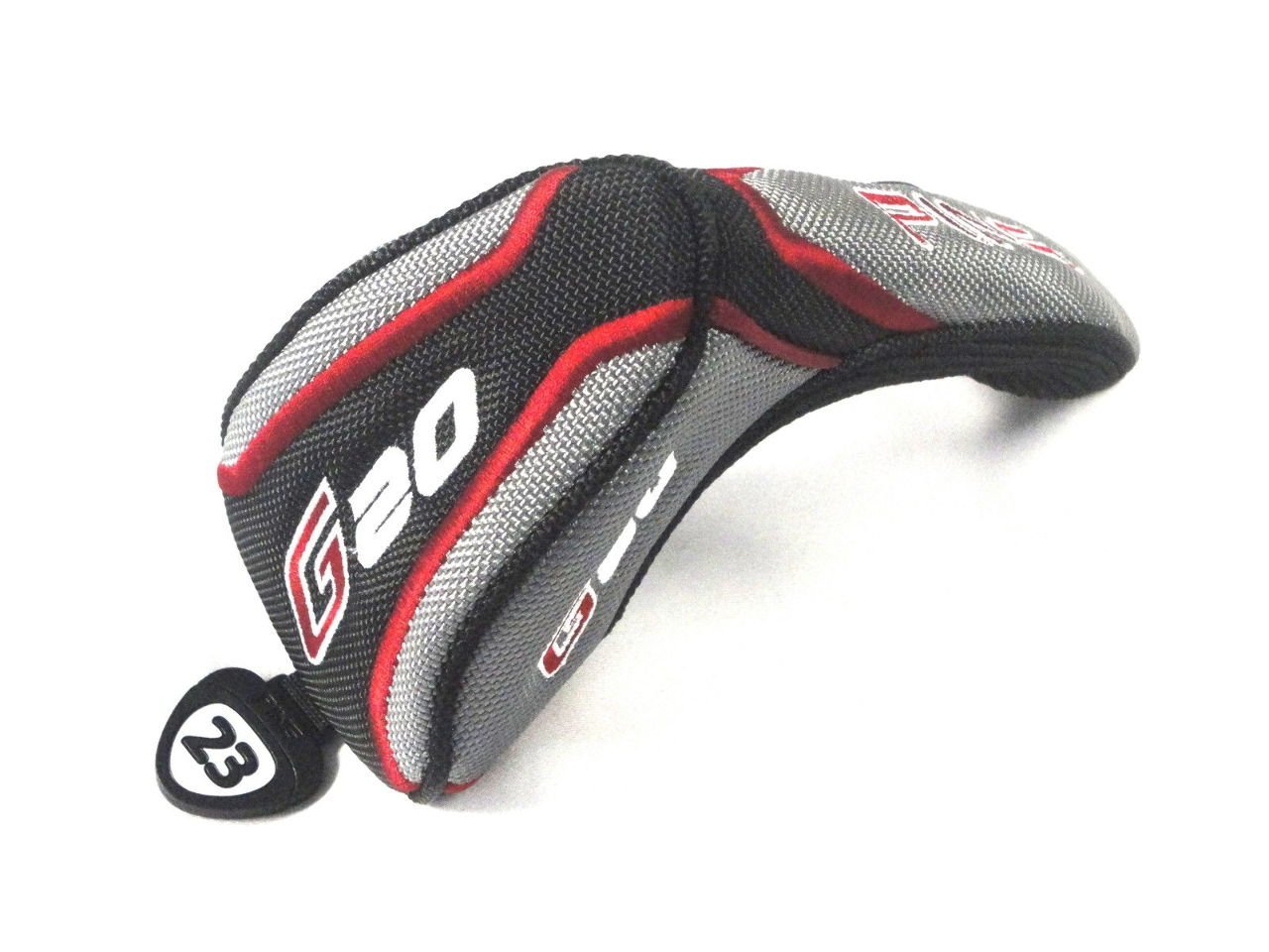 NEW PING G20 Hybrid 23* Utility Silver/Black/Red Headcover