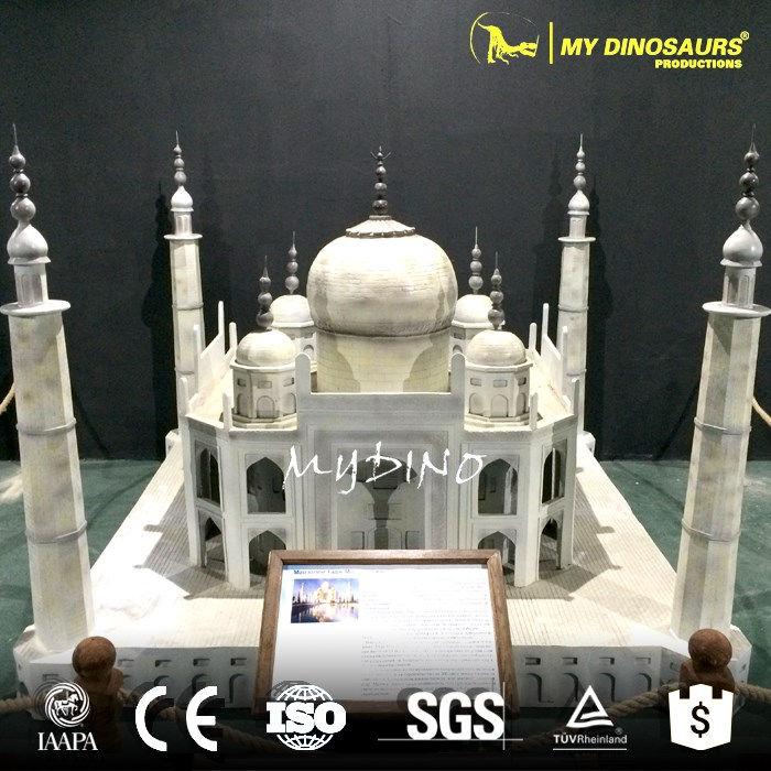 MY Dino-N515 3d Miniature Building for Miniature World