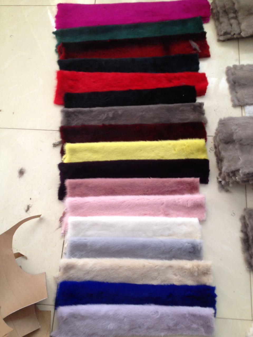 21ba885f0 Soft Fur slide outdoor Casual Flat Slip On Fluffy Fur Slippers Sliders  sandals Mink Fox Raccoon