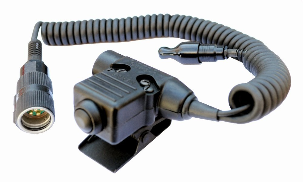 Buy Peltor Push To Talk Adapter With 6 Pin MIL C 55116