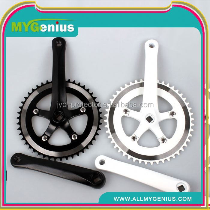 Y111 Alloy bike crankset with crankarm aluminum