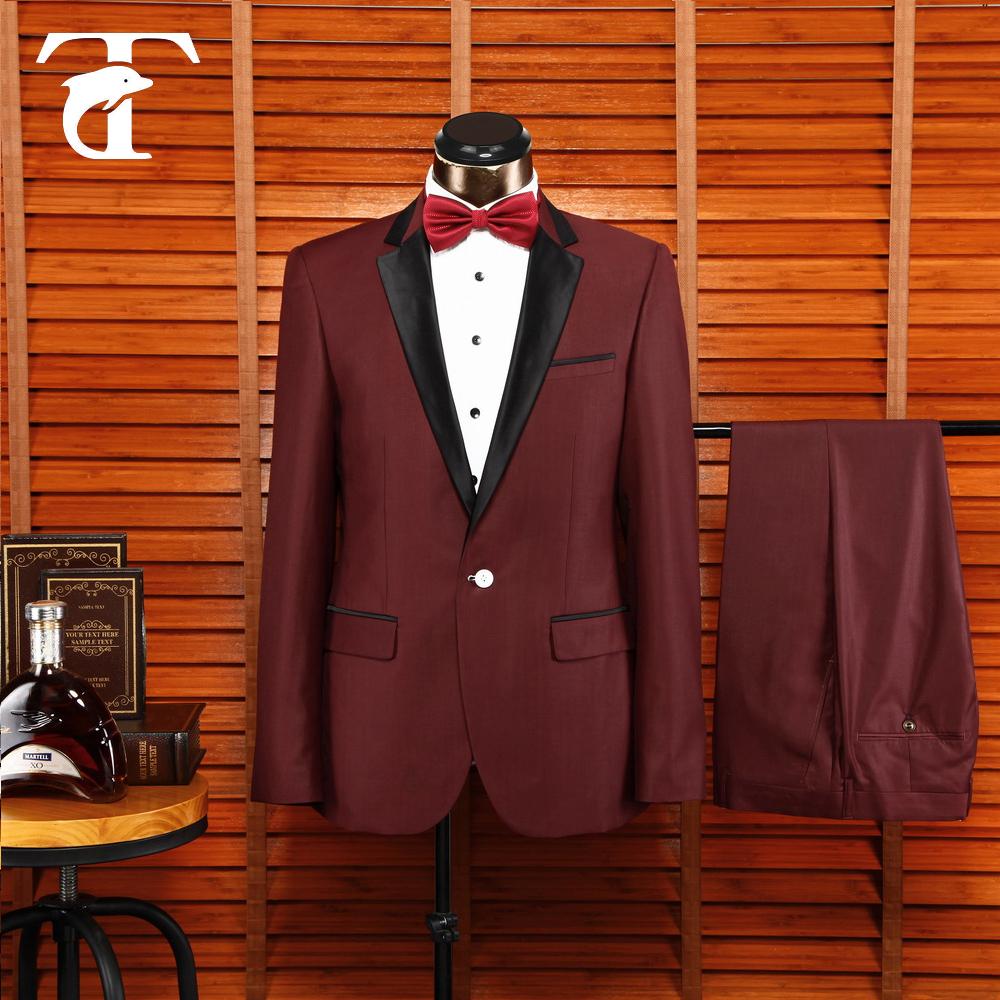 Red wedding suit for sale cheap mens suit online, View cheap suits ...