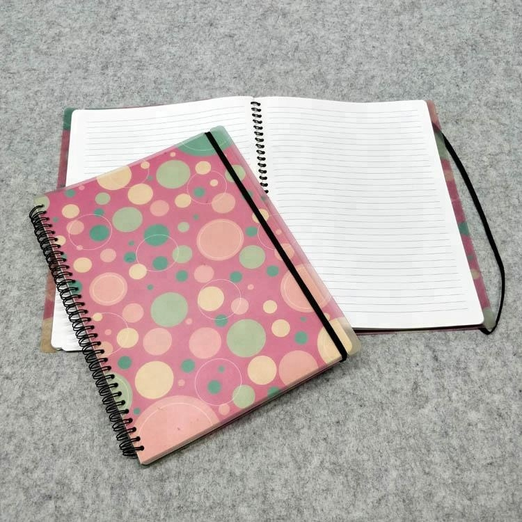China College Ruled Spiral Notebook, China College Ruled