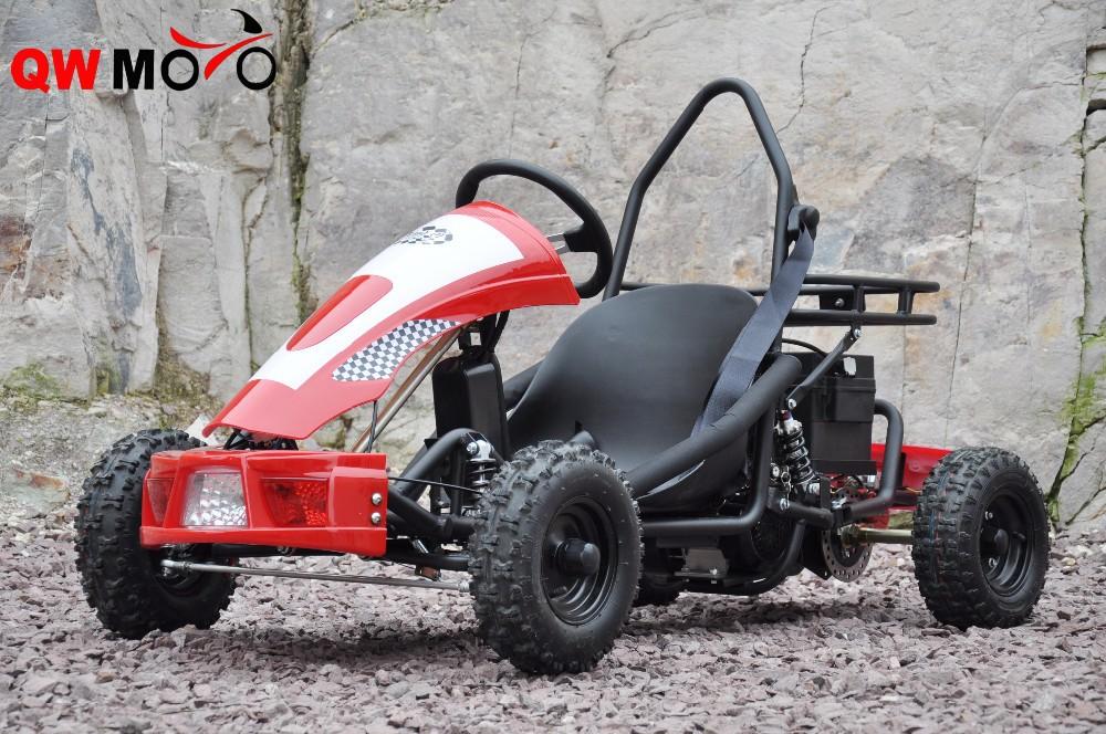 New 2016 500w 48v Electric Mini Racing Go Kart For Kids - Buy Mini ...