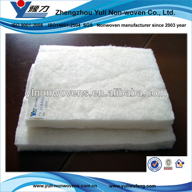 Natural cotton insulation batts