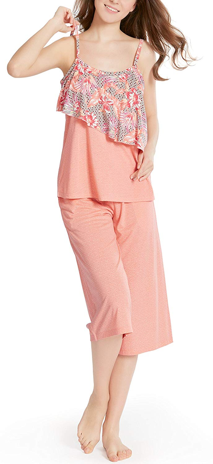 ... Casual Summer Pajama Sets Sets. 31.3. null. Get Quotations · Summer  Pajamas for Women 8ed66d0c4