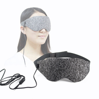 2019 latest product healthy theropedic far infrared sleeping heating relax&comfort mask eye care