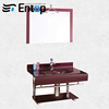 Hot sale standard sanitary ware Glass Countertop Sink