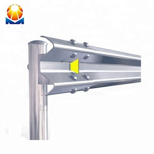 High quality sellers protective barrier traffic flex beam guardrail