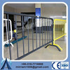2000mm*1200 mm high quality hot dip galvanized crowed control barrier, white crowed control barrier, event barrier