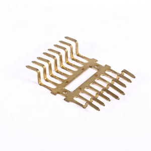 New design brass metal connector terminal