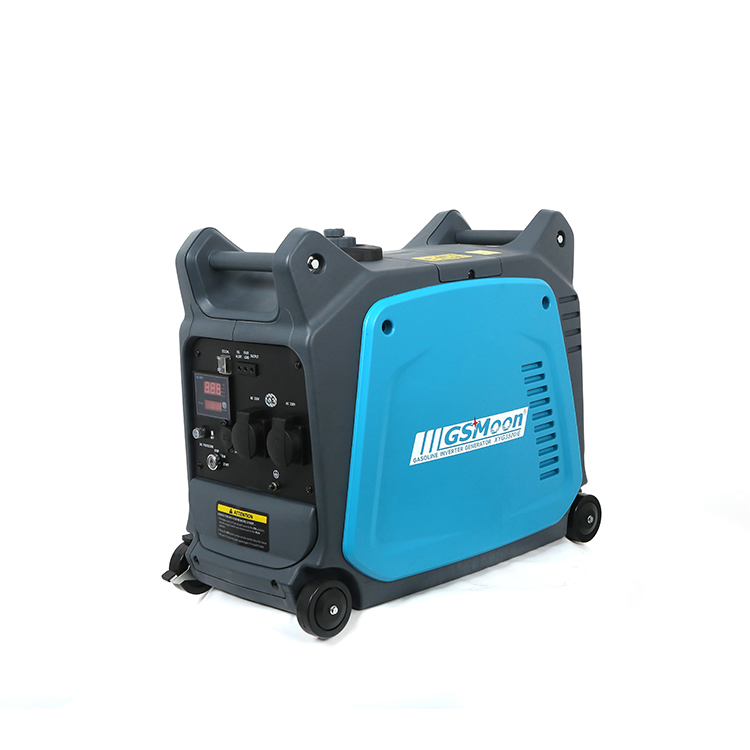 New EPA approval Electric and remote start Gasoline generator 3kv