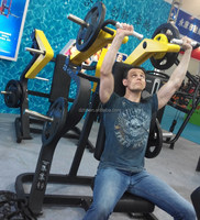 Free weight gym equipment fitness strength machine professional chest press TZ-6062