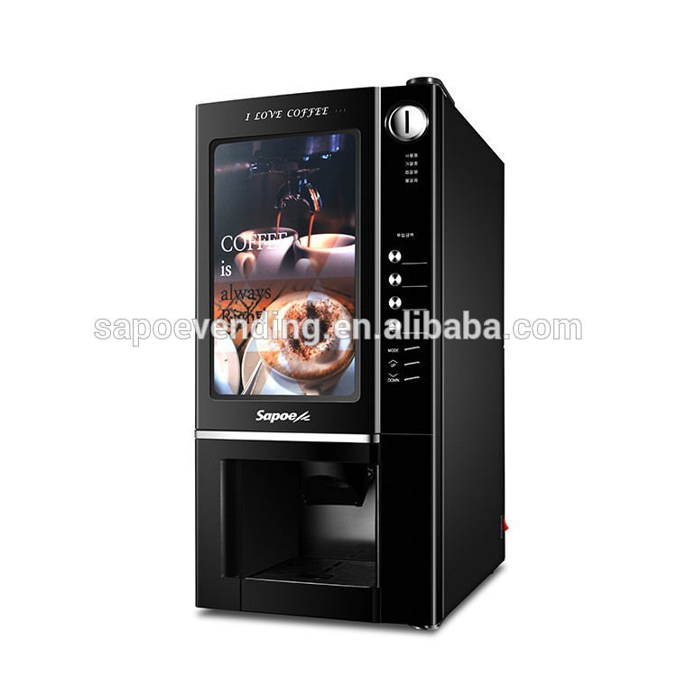 Factory Directly Provide Best Sales Vending Cheap Coffee