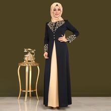 Lamina d'oro donne grafiche tradizionale arabo dubai <span class=keywords><strong>abaya</strong></span> <span class=keywords><strong>caftano</strong></span> style prom dress