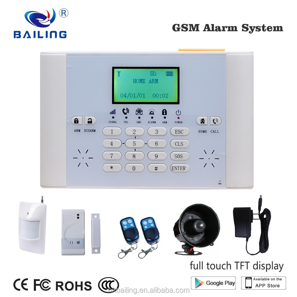 Wireless Home Pc Controlled Alarm System, Wireless Home Pc ...