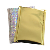 "gold mailing envelopes 162x229mm, 6.5""x9"" self adhesive shipping mailing bags"