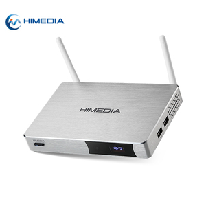 Dual Wifi Tuner 2.4G/5Ghz Android Box Himedia H9 Digital Media Player