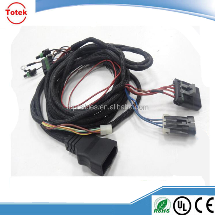 vehicle specific wiring harness covering with self wiring harness covers, wiring harness covers suppliers and Wiring Harness Diagram at n-0.co