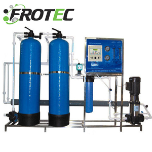 RO-5000 LPH 5 Ton per hour Industrial RO Plant for Mineral Water Industry