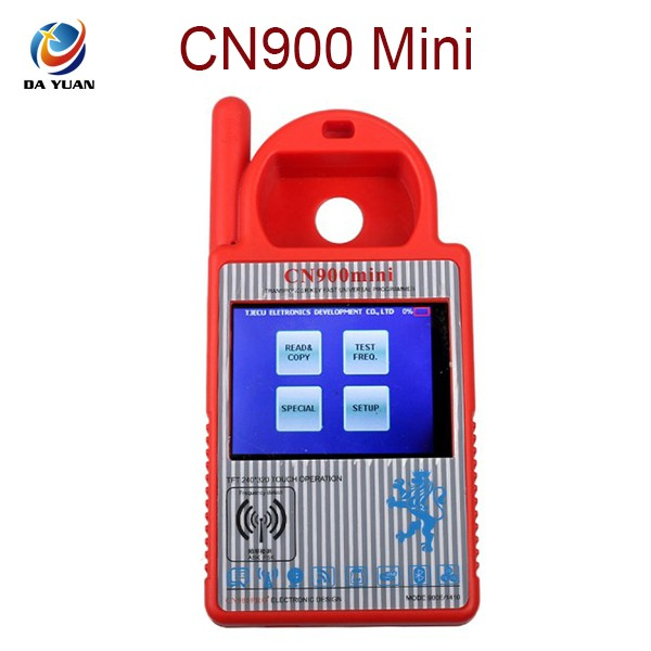 CN900 Mini Key Programmer transponder can write ID46 Renault Crypto chips AKP018