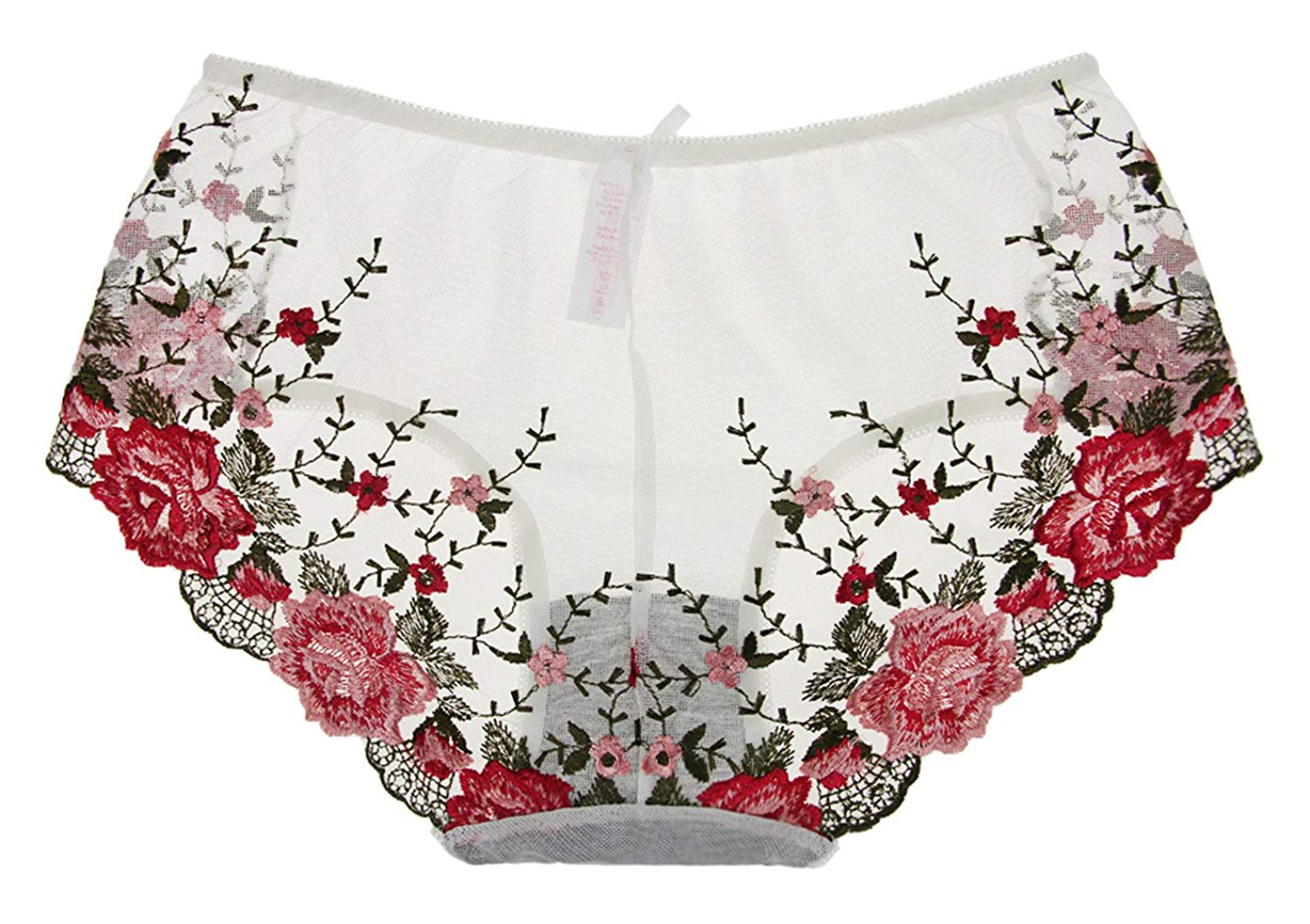 f671c6df68 FakeFace Sexy Women Lace Seamless Panties Cheeky Hipster Underwear Briefs
