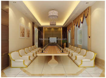 Bisini Professional 3D Interior Rendering Of Arabic Style Dining Room