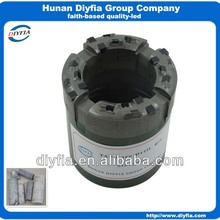 Thermal stability polycrystalline diamond TSP drill bits
