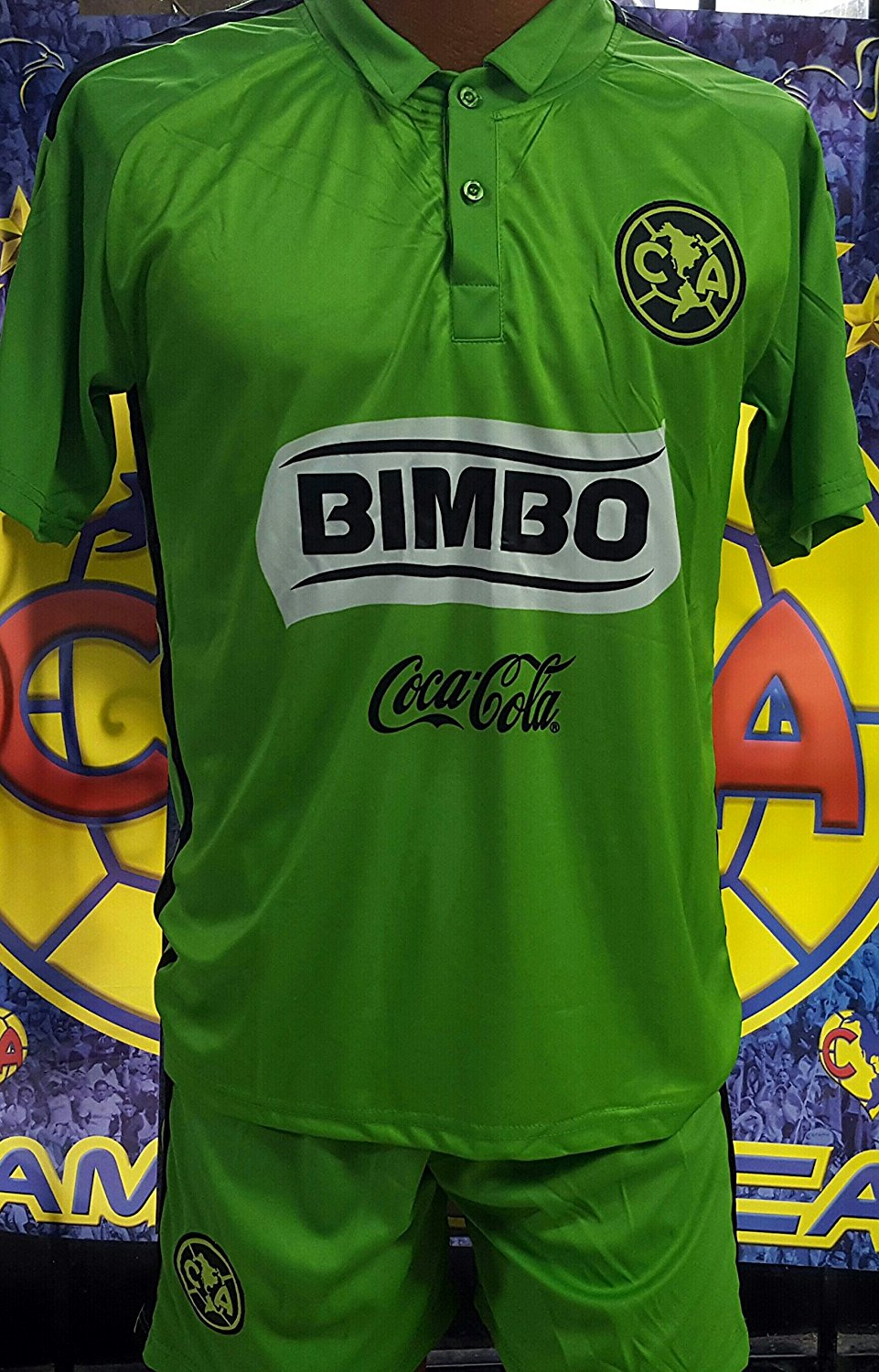 90594bbd05f Buy New! Club Aguilas del America Short and Soccer Jersey 2 Pc Set ...